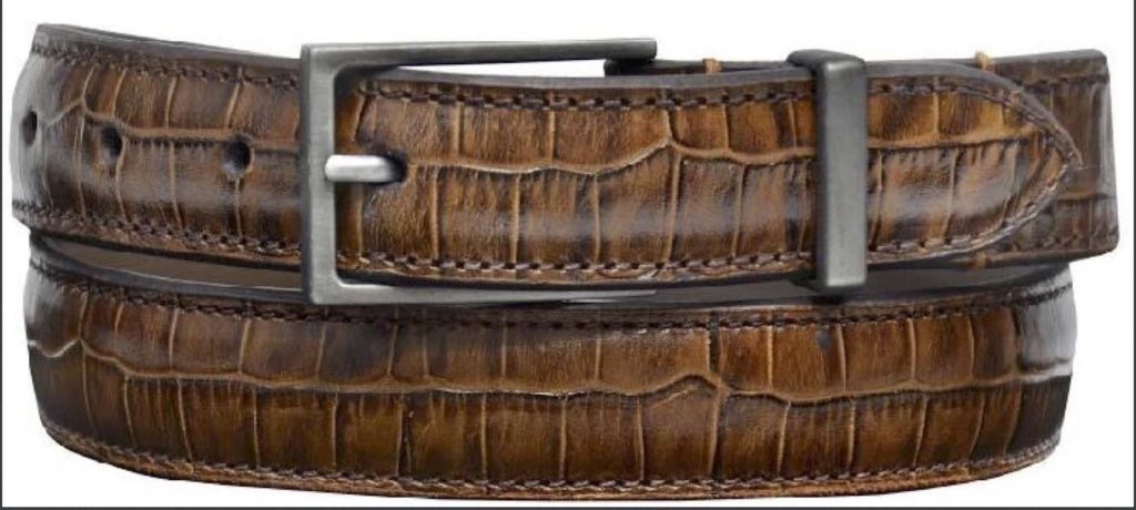 Leather belts7