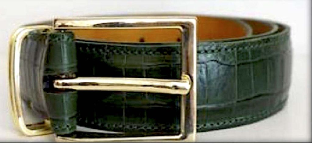 Leather belts9